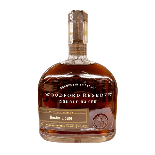 Woodford Reserve Double Oaked 'Nestor Liquor' Personal Selection Kentucky Straight Bourbon Whiskey - Nestor Liquor