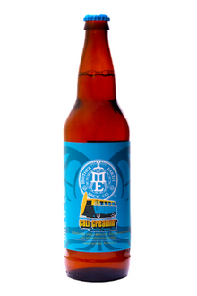Mother Earth Cali Creaming Vanilla Cream Ale 22on Bottle