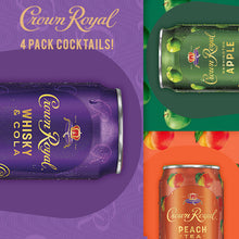 Crown Royal Whisky Canned Cocktail Variety pack