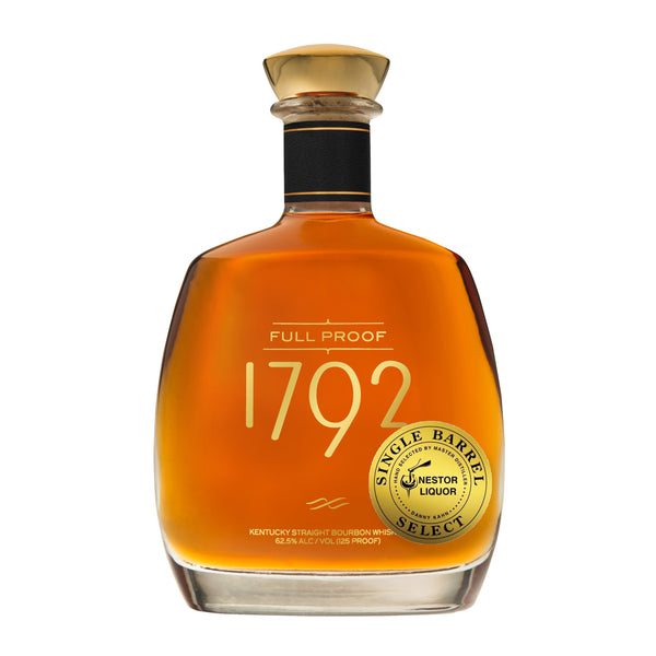 1792 Full Proof 'Nestor Liquor' Single Barrel Hand Selected by Danny Kahn - Nestor Liquor
