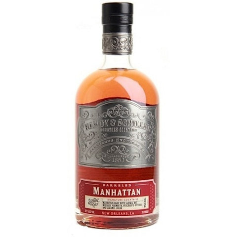 Handy & Schiller Barreled Manhattan - Nestor Liquor