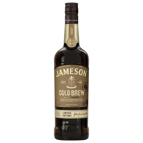 Jameson Cold Brew Whiskey & Coffee - Nestor Liquor