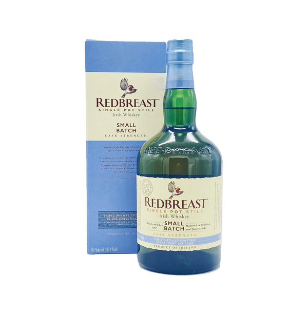 RedBreast Small Batch Cask Strength 2.0 - Nestor Liquor