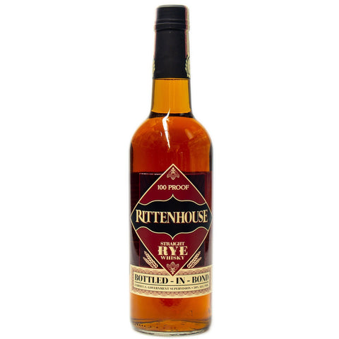 Rittenhouse Straight Rye Whiskey Bottled In Bond - Nestor Liquor