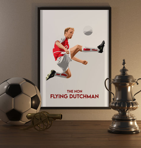 The Flying Dutchman Poster - SuperIbra