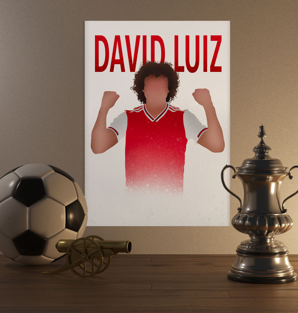 David Luiz Poster - SuperIbra