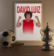 Load image into Gallery viewer, David Luiz Poster - SuperIbra