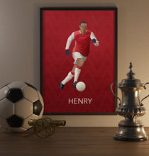 Load image into Gallery viewer, Thierry Henry Poster - SuperIbra