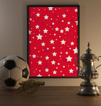 Load image into Gallery viewer, Stars Poster - SuperIbra