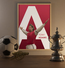 Load image into Gallery viewer, Tony Adams Poster - SuperIbra