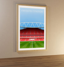 Load image into Gallery viewer, Emirates Daytime Poster - SuperIbra