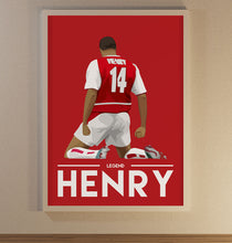 Load image into Gallery viewer, Thierry Henry Legend Poster - SuperIbra
