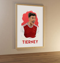 Load image into Gallery viewer, Tierney Poster - SuperIbra