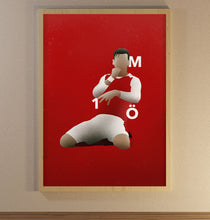 Load image into Gallery viewer, Mesut Özil Poster - SuperIbra