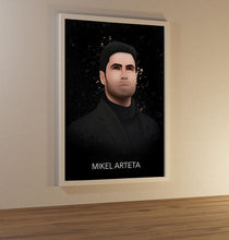 Load image into Gallery viewer, Mikel Arteta Poster - SuperIbra