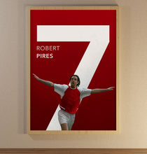 Load image into Gallery viewer, Robert Pires Poster - SuperIbra