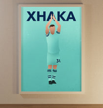 Load image into Gallery viewer, Xhaka Poster - SuperIbra