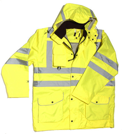 FR500 5-in-1 Safety Jacket