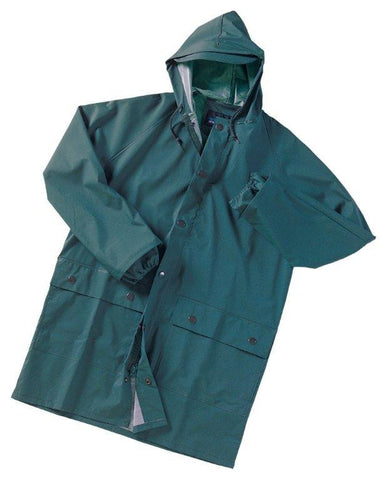 HD225 Rain Coat 3/4 Length