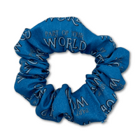 Part of Your World Scrunchie - Inspired by The Little Mermaid
