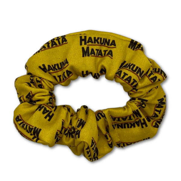 Hakuna Matata Scrunchie - Inspired by The Lion King