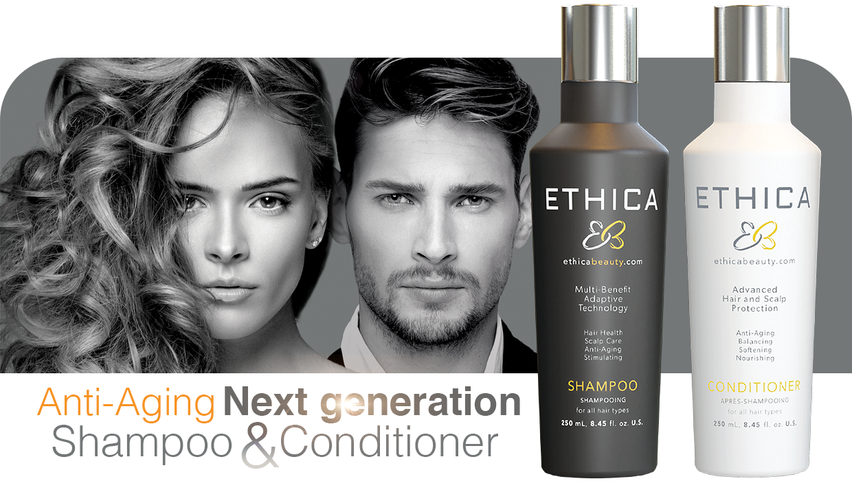 Ethica Beauty Shampoo and Conditioner