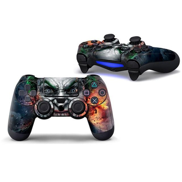Joker PS4 controller skin by NT