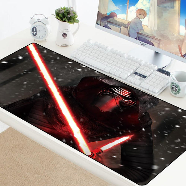 Star Wars gaming mouse pad by NT