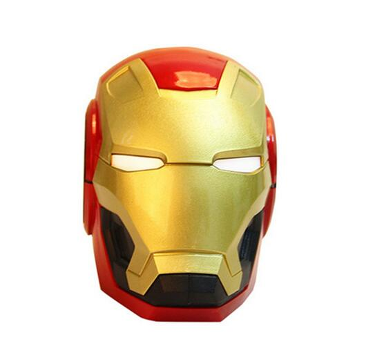 3D Ironman Bluetooth speaker by NT
