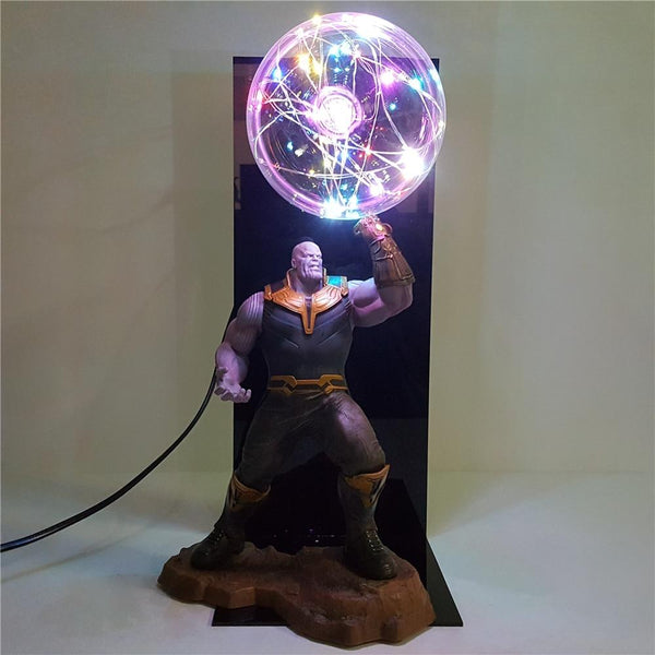 Thanos Gauntlet Action Lamp By NT