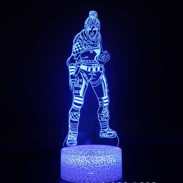 Apex legends Wraith Led Light by NT