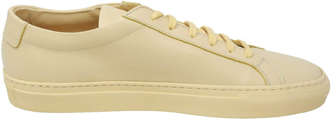 Achilles Low Top Leather Sneaker