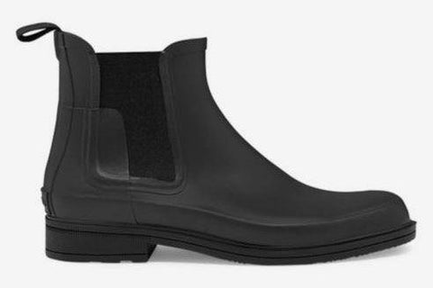 Hunter Refined Chelsea Rain Boots