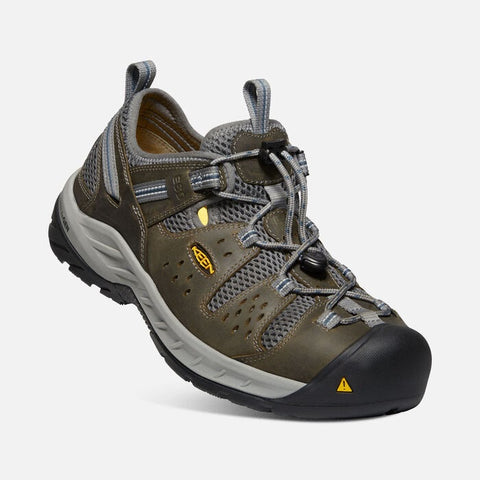 Keen Men's Atlanta Cool II ESD Steel Toe Shoes