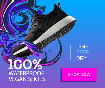 100% water proof shoes