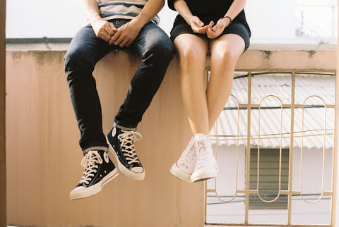 Shoes and Relationships