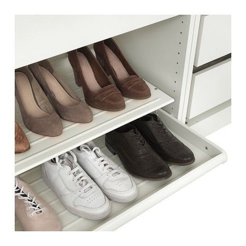 Slide Out Shoe Rack