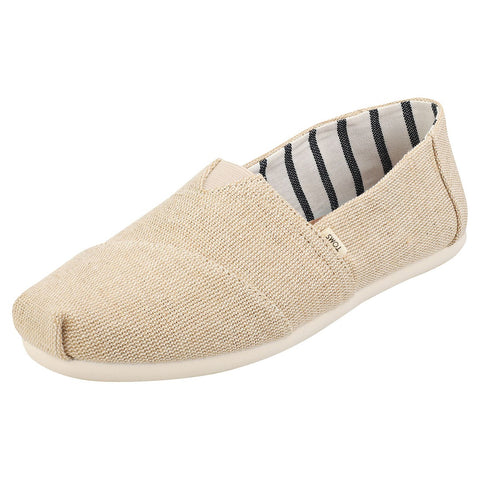 TOMS Classic Canvas Slip-Ons