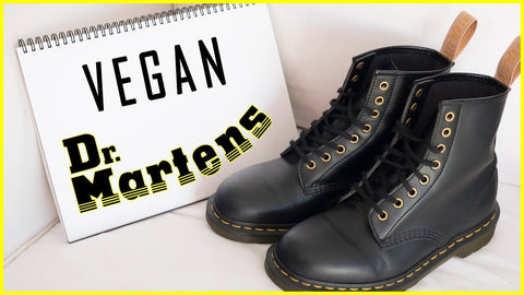 Vegan doc Martins
