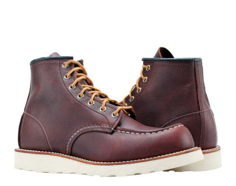 red wing heritage fashionable winter shoes