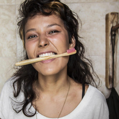 Are bamboo toothbrushes hygienic?