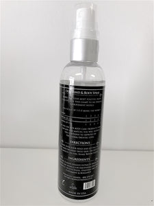 AID FOR THE ANXIOUS Relief Spray with All Natural Plant Based Extracts & Essential Oils, Lavender & Peppermint