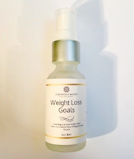 WEIGHT LOSS GOALS! All Natural Body Sprays Using Bach Flower Remedies and other powerful Remedies to help commitment to weight loss goals, motivation, procrastination, perseverance | Strongest Minds