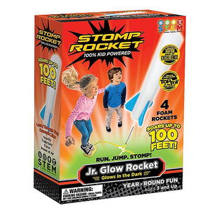 Junior Glow in the Dark Stomp
