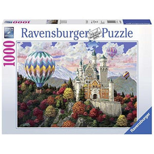 Neuschwanstein Dreams 1000 Pc puzzle