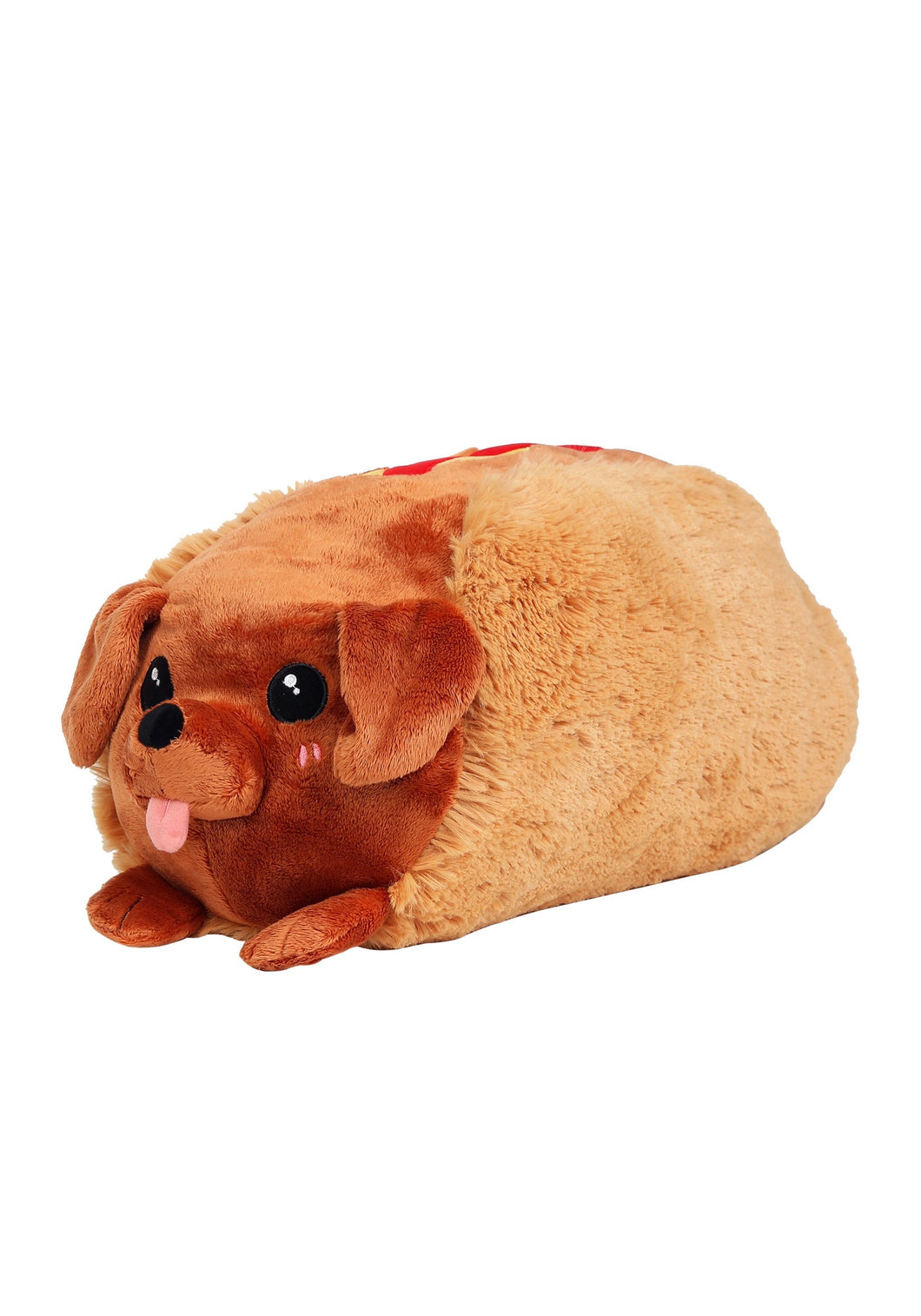 Dachsund Hot Dog Squishable
