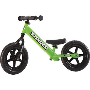 "Strider Green ""Sport"" Bike"