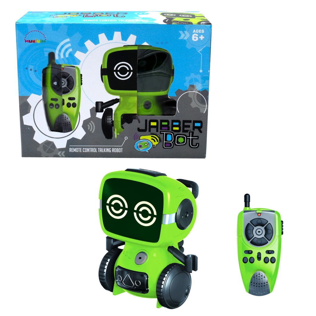 Jabberbot Remote Control Robot