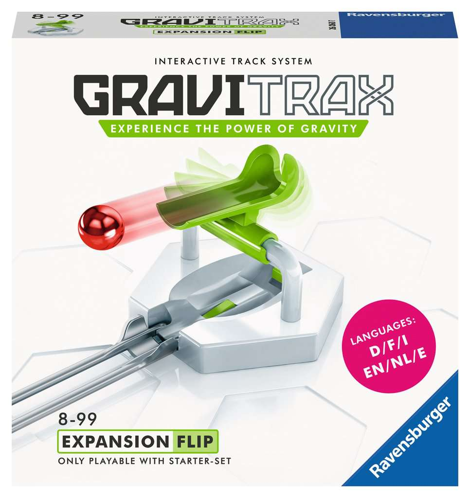 Gravitrax Expansion Flip