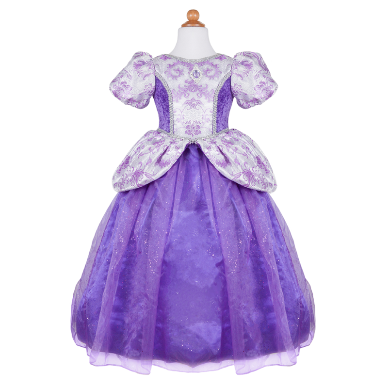 Royal Pretty Lilac Princess 3-5